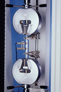 Mordazas en cuña con extensómetro r+n - TesT