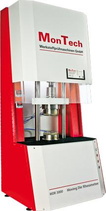 Reómetro de cavidad oscilante MonTechMDR 3000