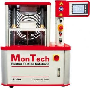 Montech-Prensa de laboratorio LP 3000-200kN