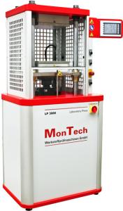 Montech-Prensa de laboratorio LP 3000-400kN