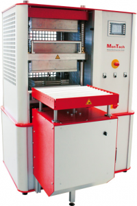 Montech-Prensa de laboratorio LP 3000-600kN