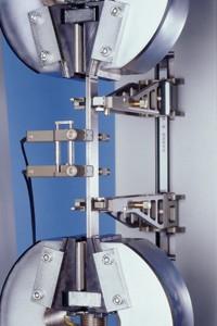 Mordazas tracción con extensómetro - TesT