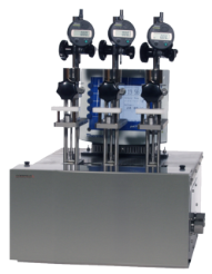 Ensayo plasticos Vicat-HDT Basic 3 Estaciones