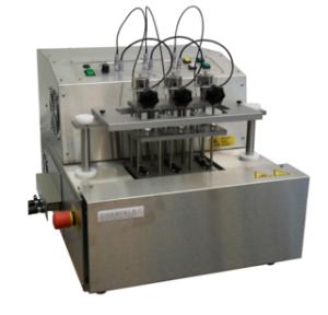 Ensayo plasticos Vicat-HDT Compact 3 Estaciones